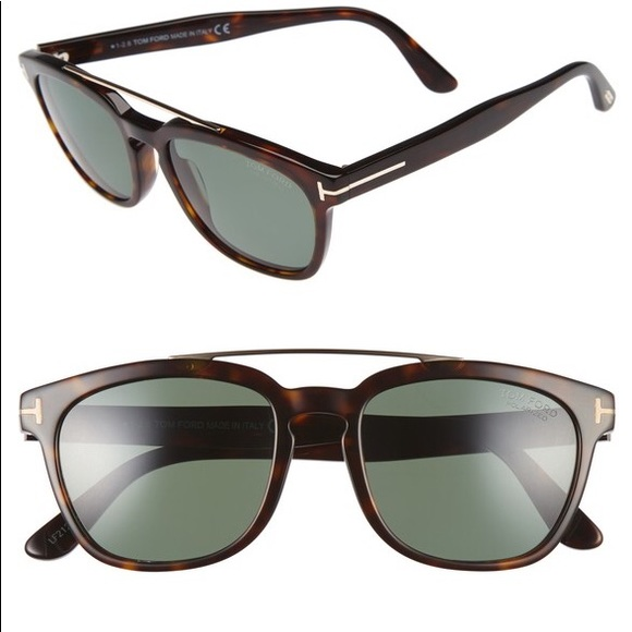 21db2056fe1 New authentic Tom Ford Holt Sunglasses